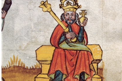 Mediaeval Kingship and European Identity: The Historical Myth of Charlemagne's fatherhood of Europe (2/3)