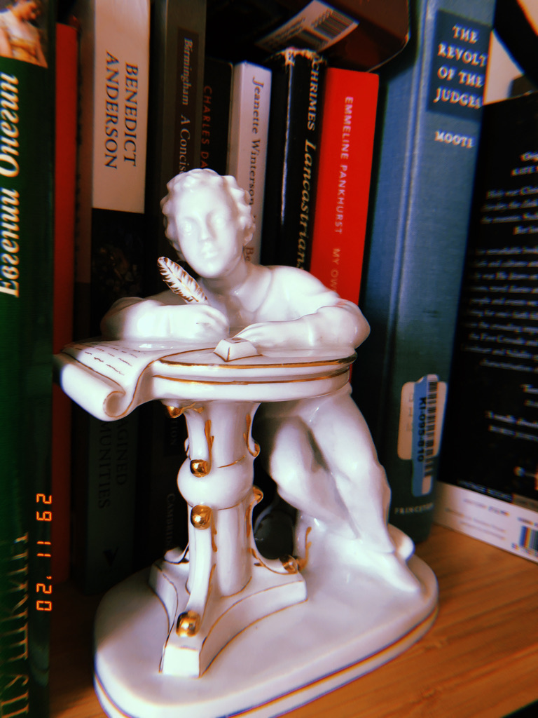 Historians In Conversation: Historical Objects or a Mini-PushkinCase-study
