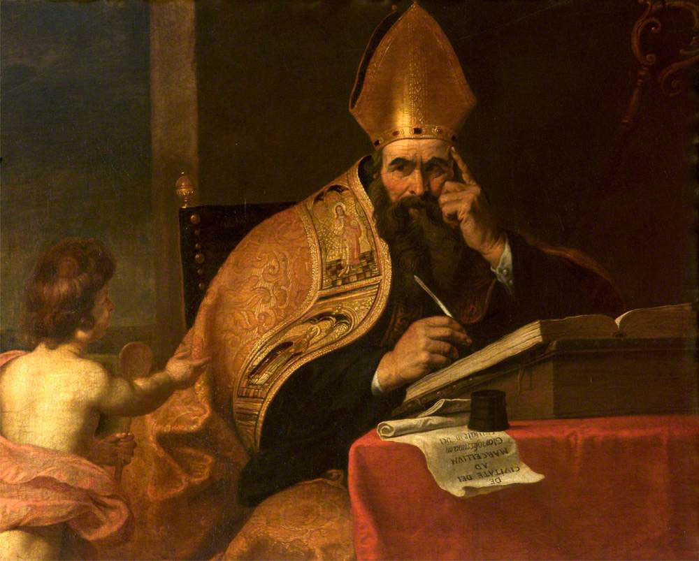 St Augustine of Hippo and Education