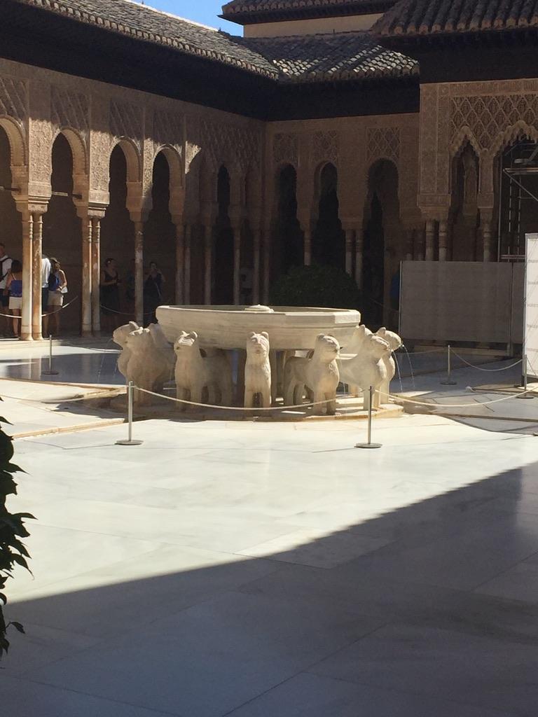 History Weekend Walks: Alhambra, Granada,Spain